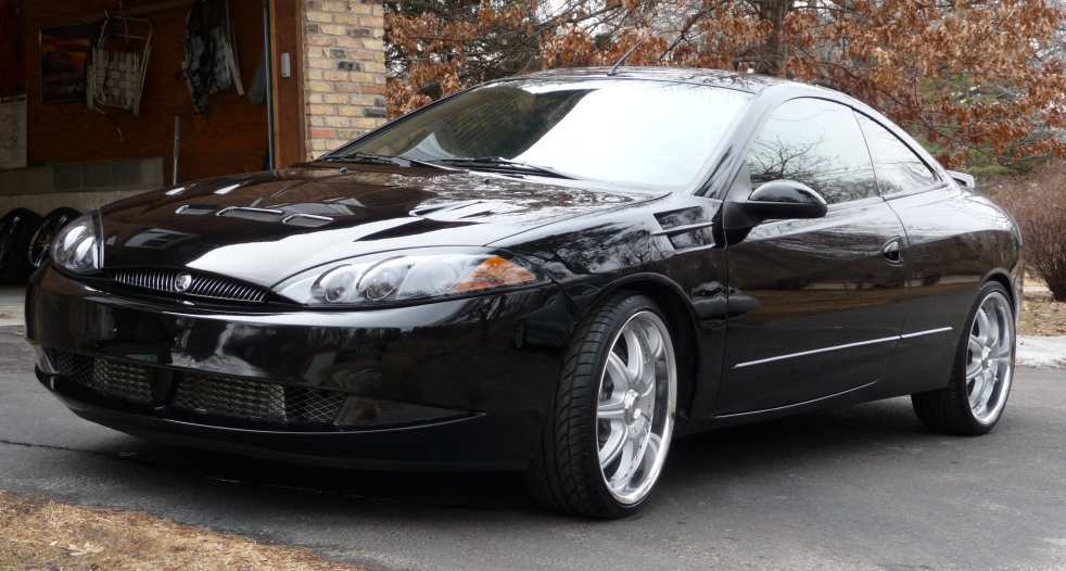 1999 Ford Cougar #6