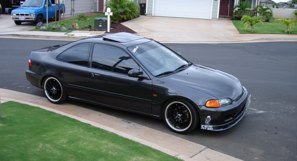 1995 Honda Civic #5