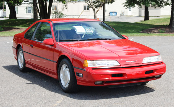 1990 Ford Thunderbird #8