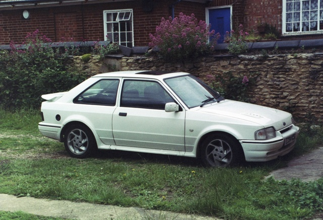1988 Ford Orion #4