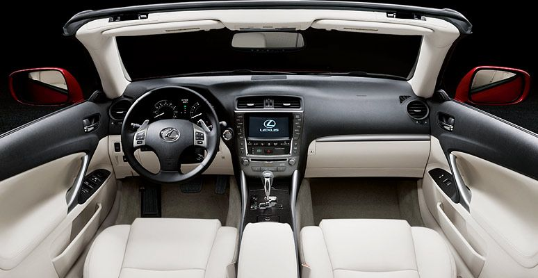 2013 Lexus Is 250 C #5