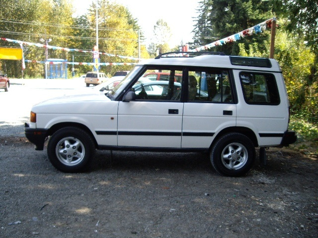1996 Land Rover Discovery #5