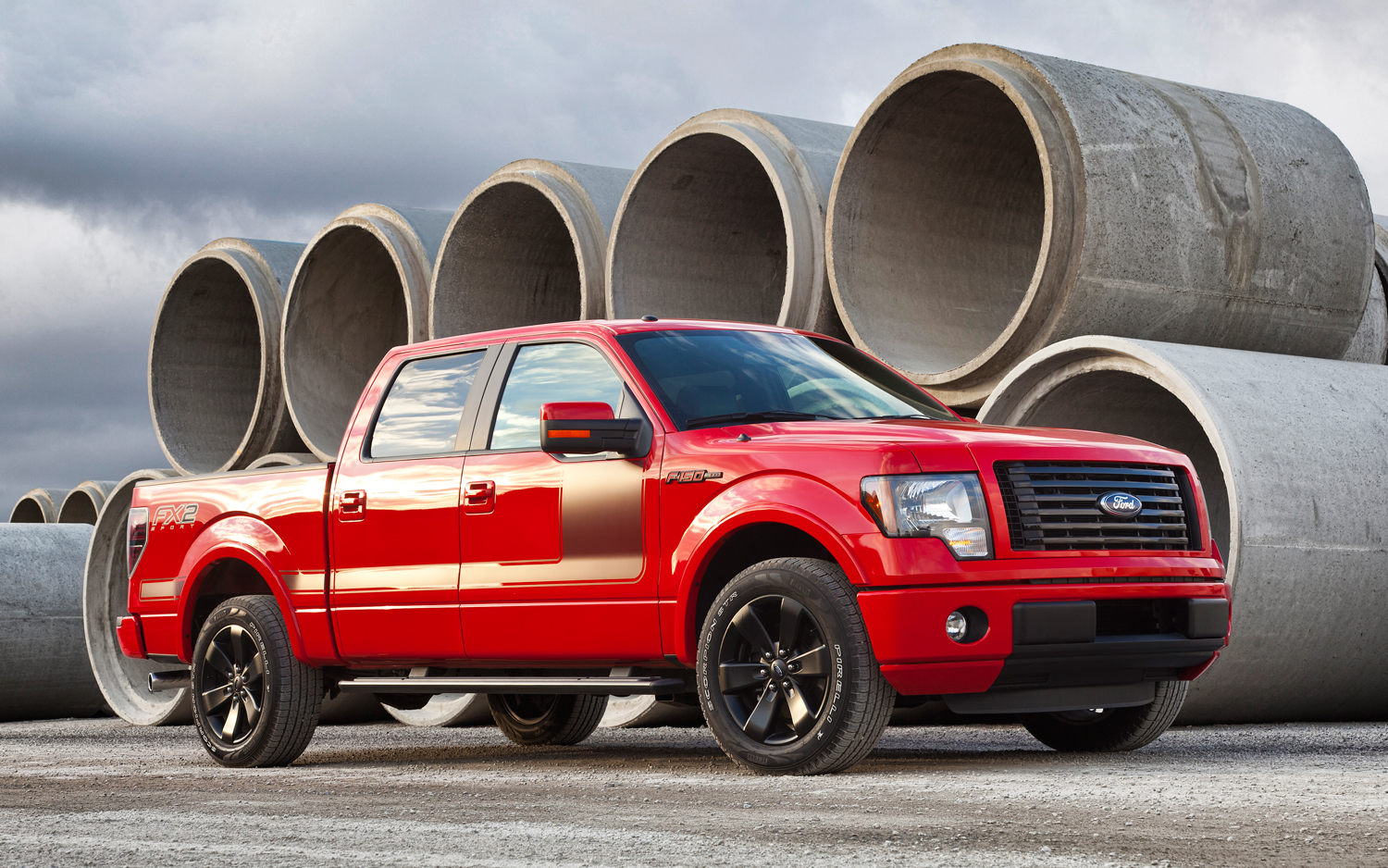 2012 Ford F-150 #15