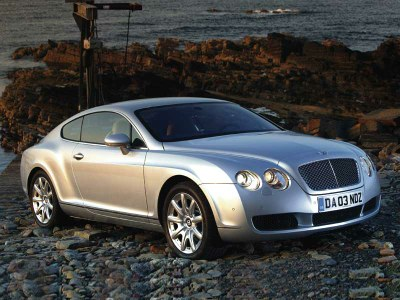 2009 Bentley Continental Gt #6