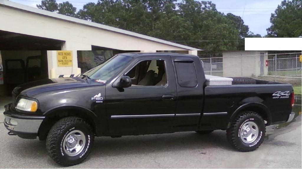 1998 Ford F-150 #5