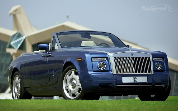 2011 Rolls royce Phantom Coupe #9
