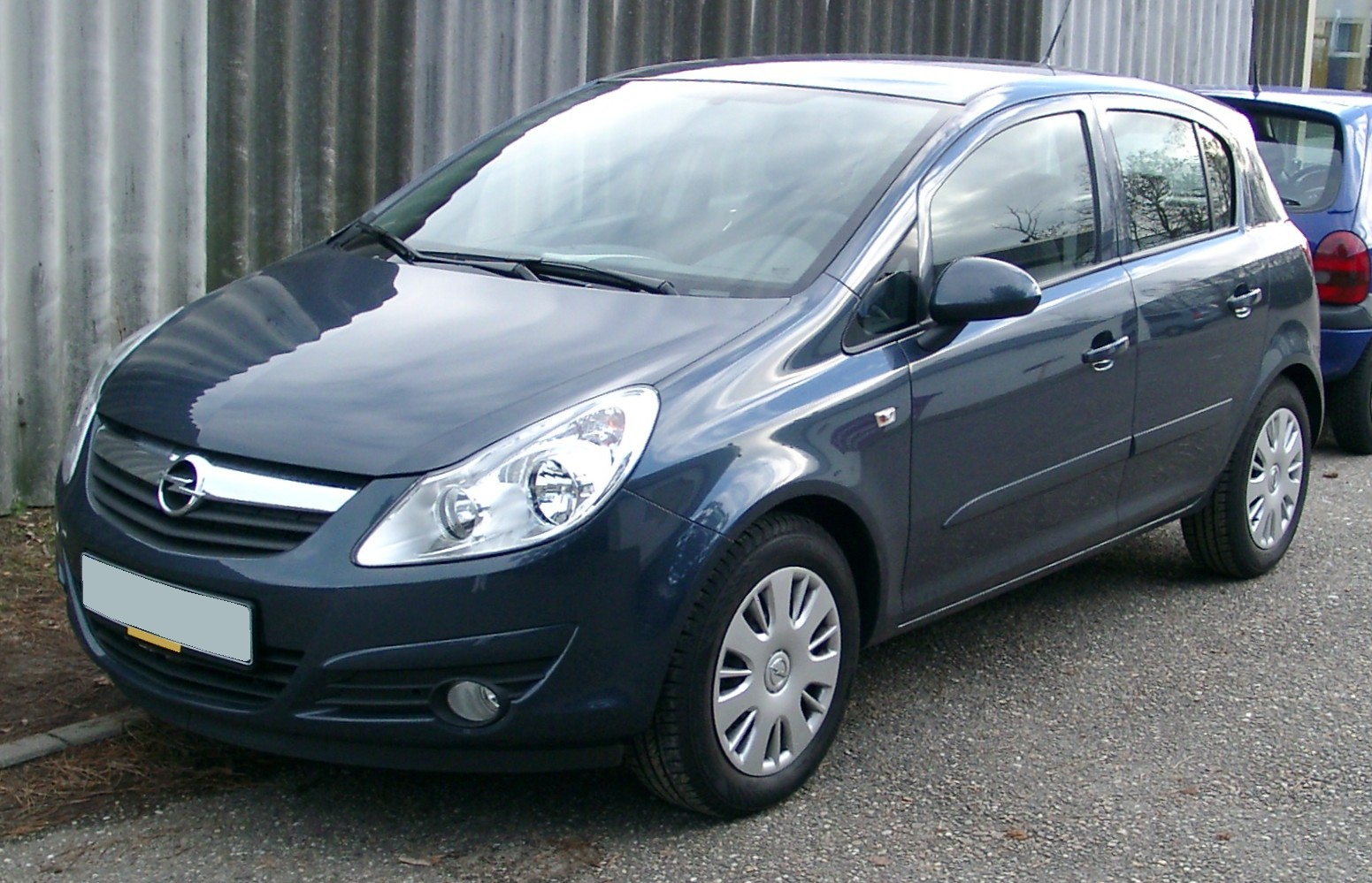 2008 Opel Corsa Photos Informations Articles