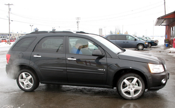 2008 Pontiac Torrent #13