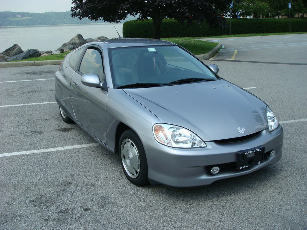 2003 Honda Insight #6