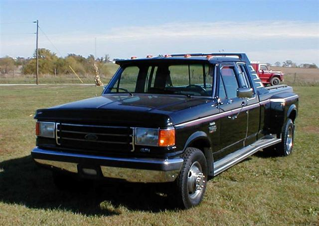 1990 Ford F-350 #7