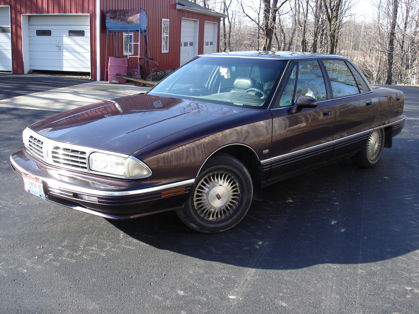 1992 Oldsmobile Ninety-eight #15