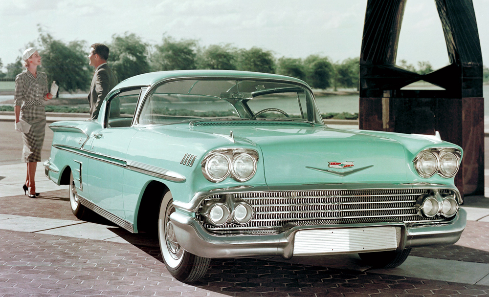 1958 Chevrolet Bel Air #10