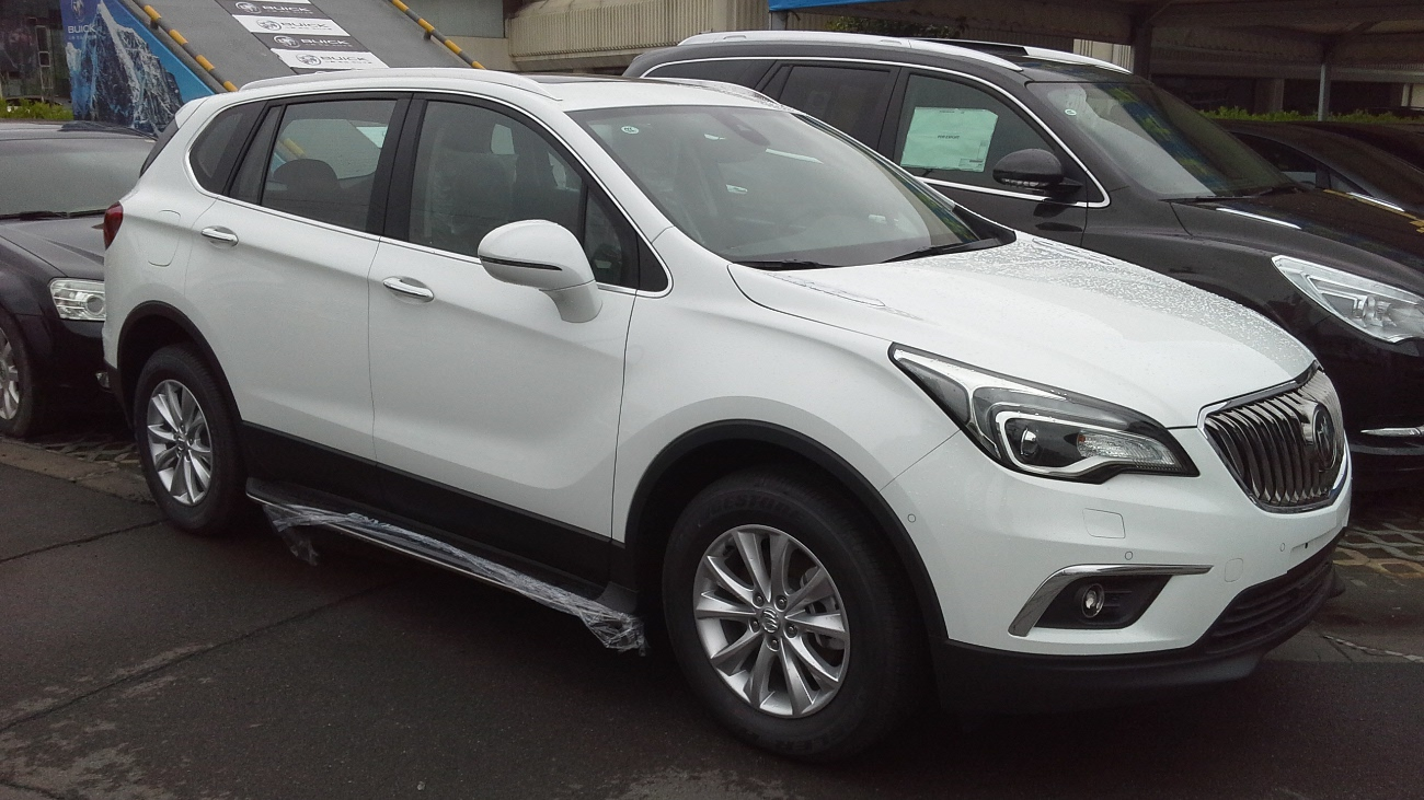 Buick Envision #8