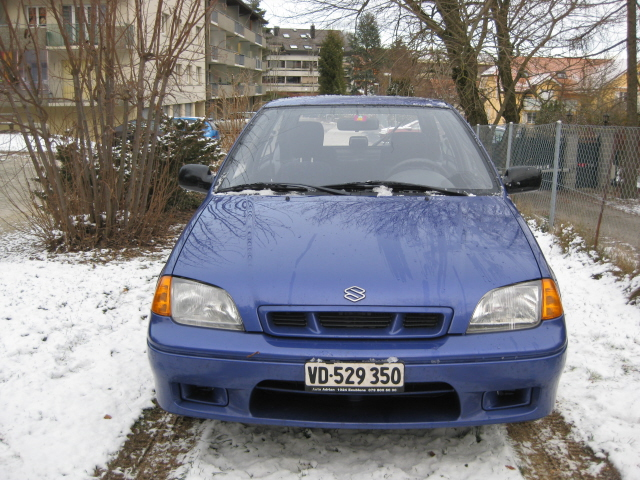 1999 Suzuki Swift #12