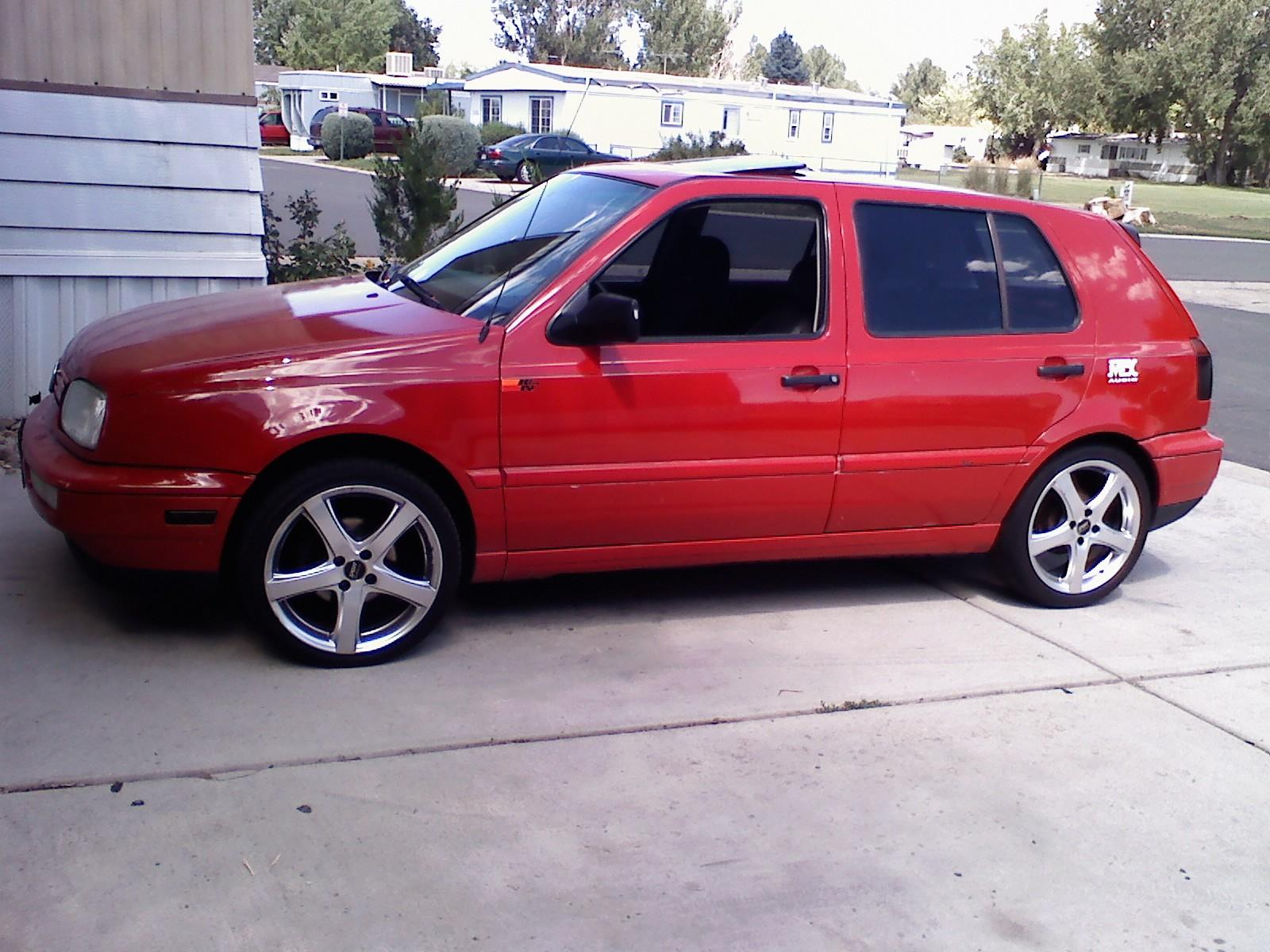 1996 Volkswagen Golf #4