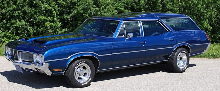 1970 Oldsmobile Vista Cruiser #8
