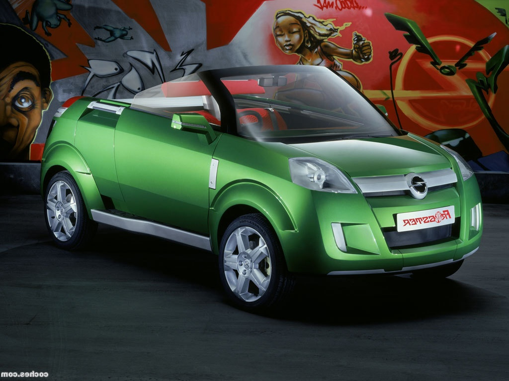 2002 Opel Frogster #8