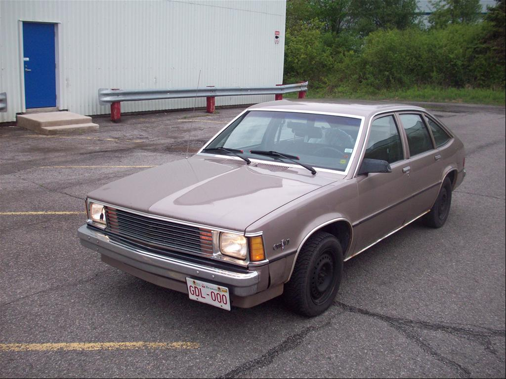 Chevrolet Citation #17