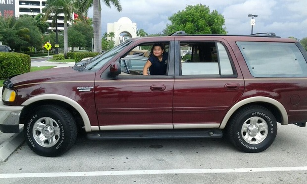 1997 Ford Expedition #9
