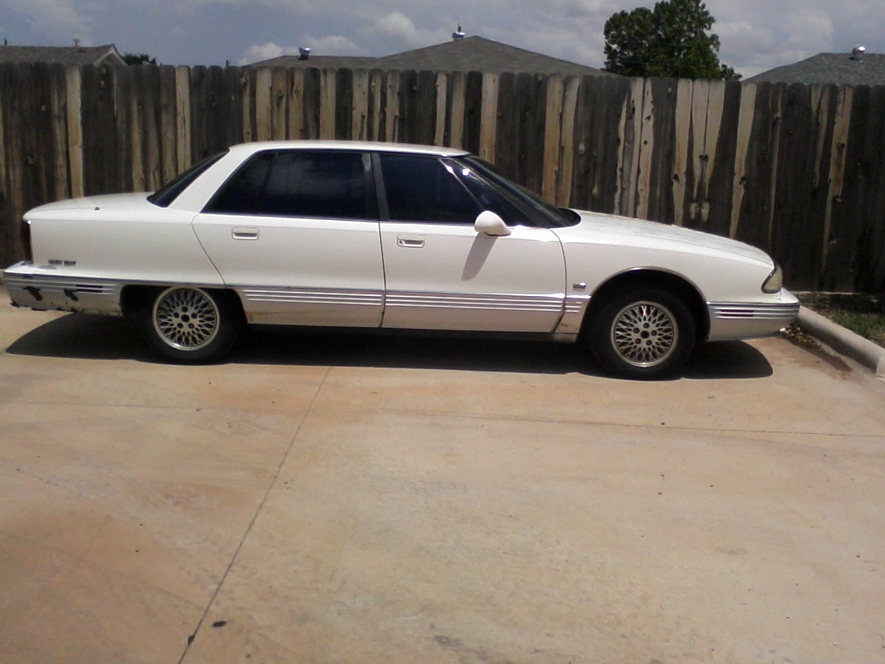 1992 Oldsmobile Ninety-eight #5
