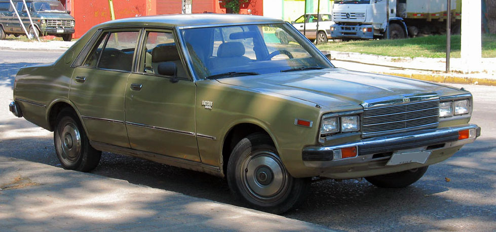 1979 Nissan Laurel #3