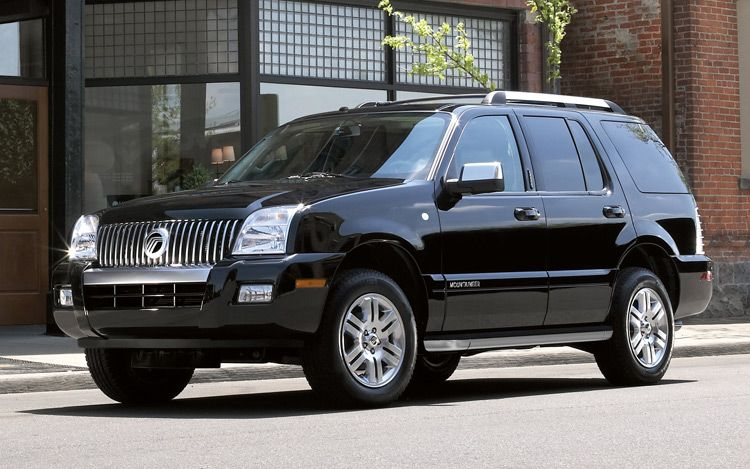 2010 Mercury Mountaineer #12