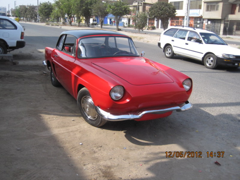 1962 Renault Caravelle #3