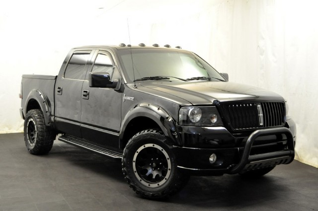 Lincoln Mark Lt #4