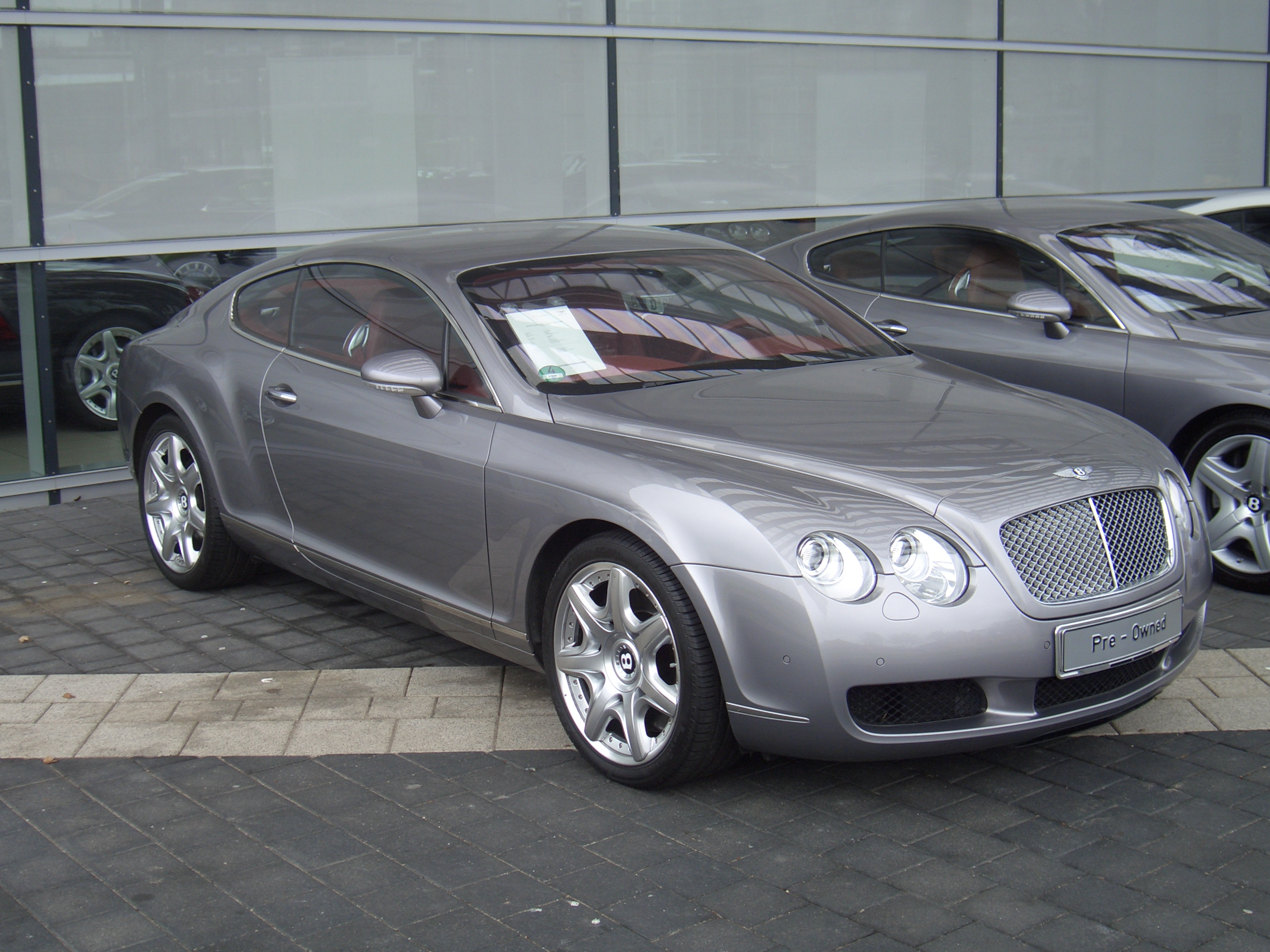 2003 Bentley Continental #5