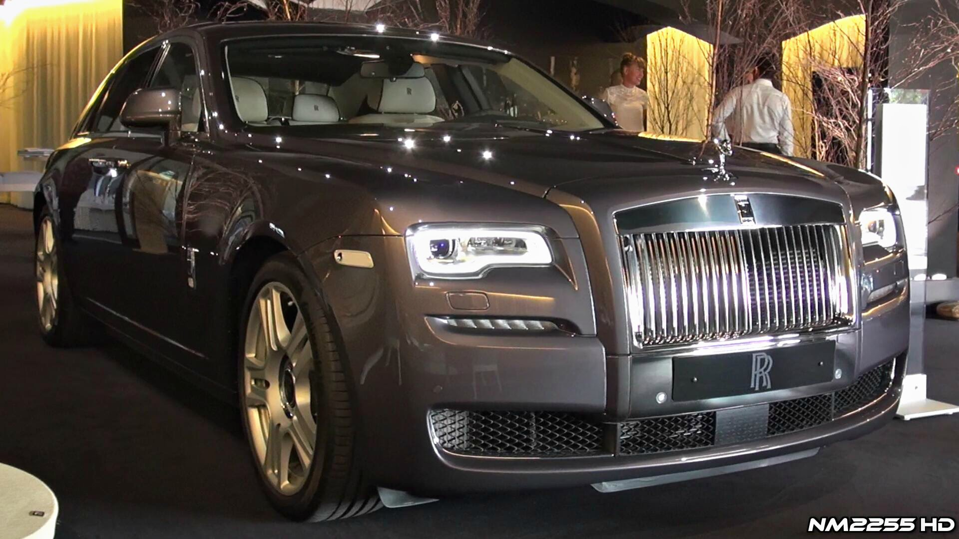2015 Rolls royce Ghost Series Ii #13