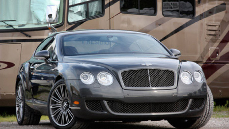 2008 Bentley Continental Gt Speed #14