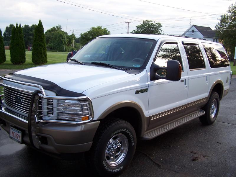2004 Ford Excursion #14