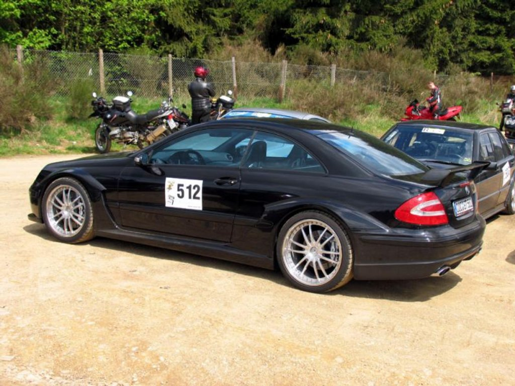 2004 Mercedes-Benz CLK #15
