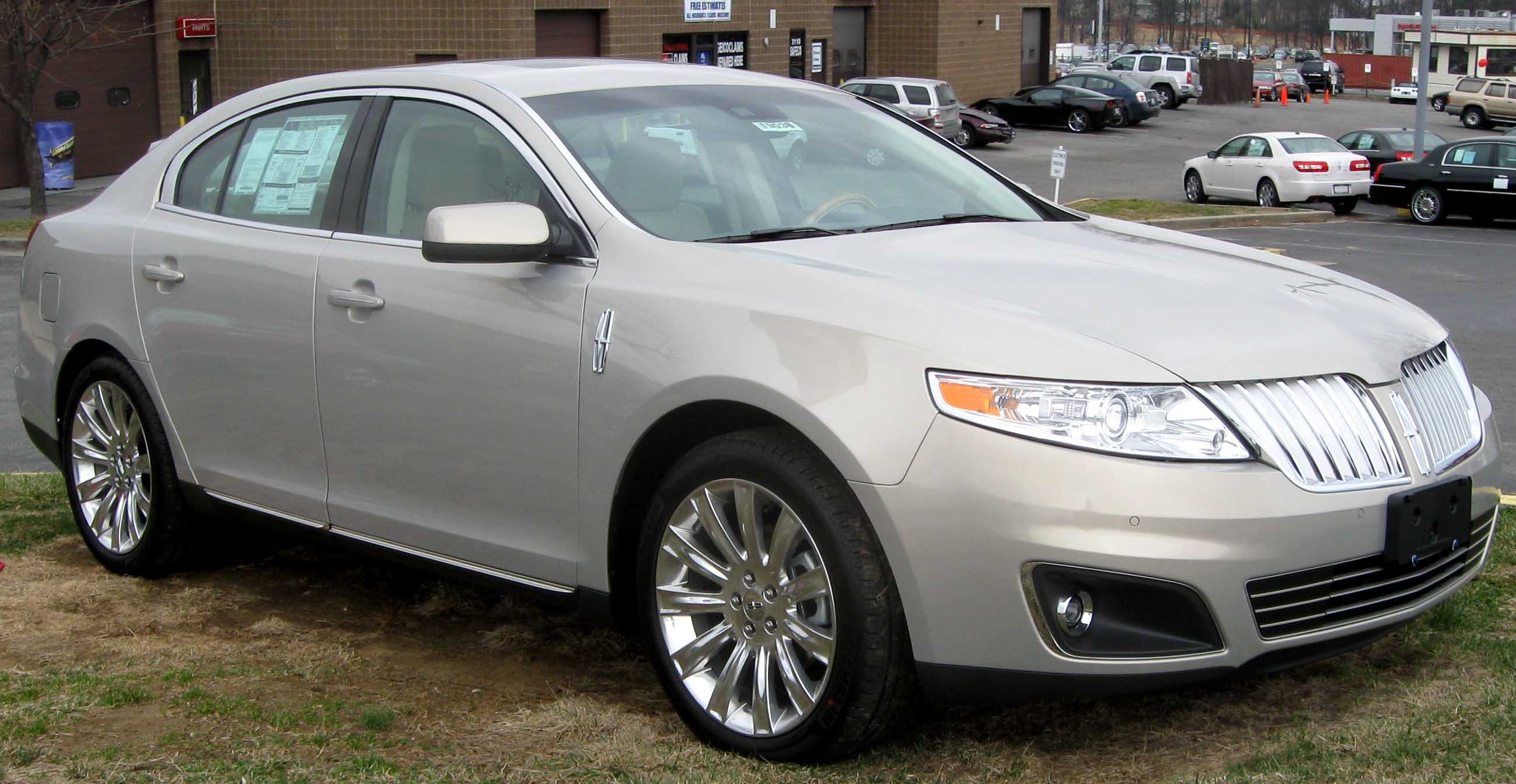 2009 Lincoln Mkz #2