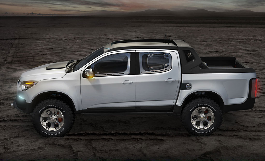 2012 Chevrolet Colorado #9