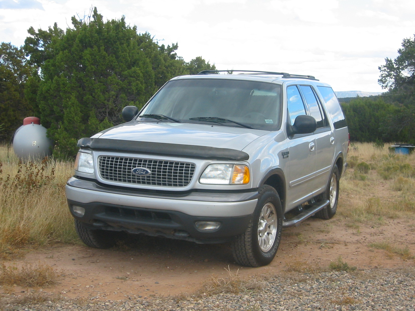 2002 Ford Expedition #8