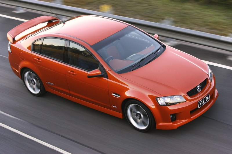 Holden Commodore #9