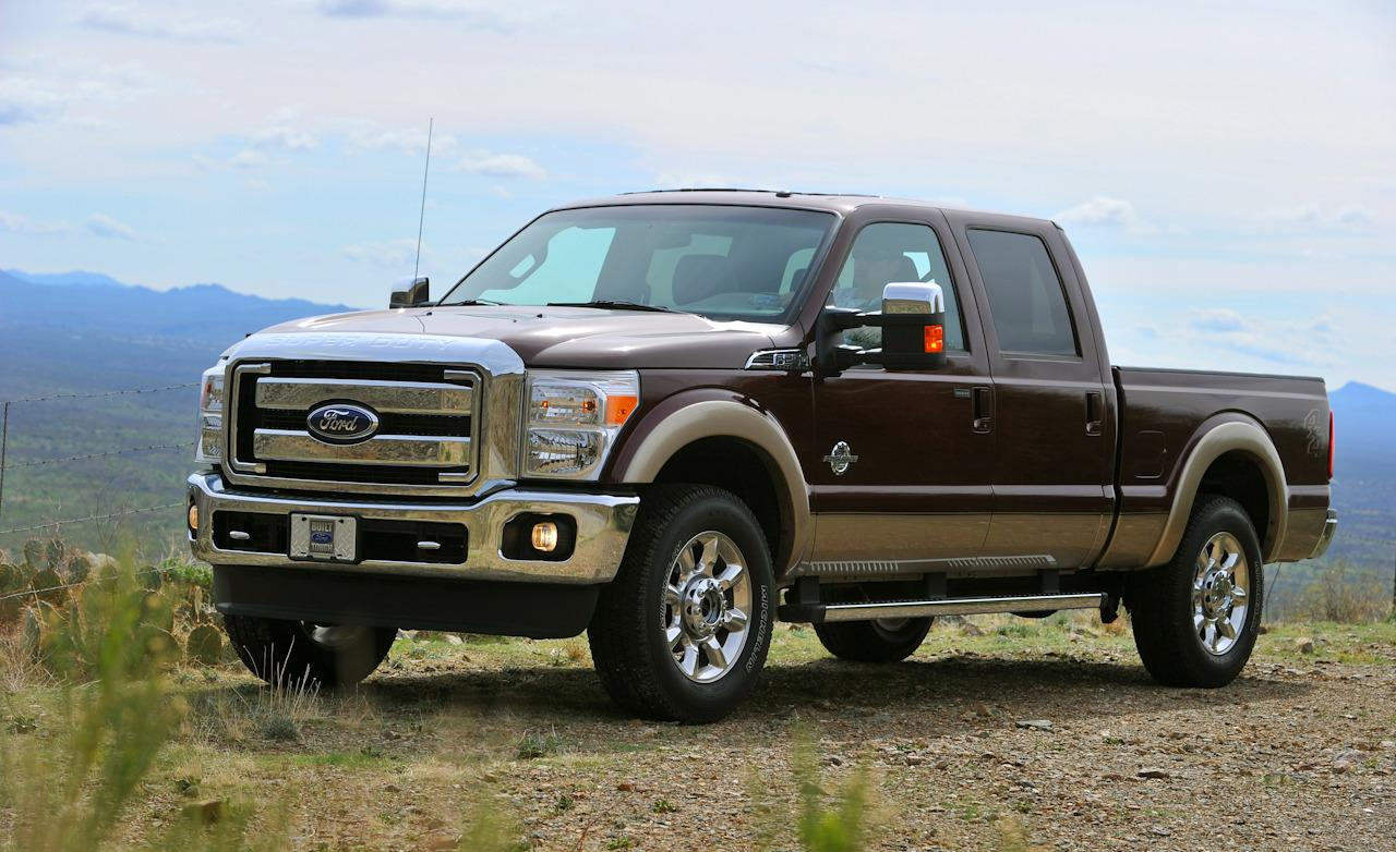 2014 Ford F-250 Super Duty #3