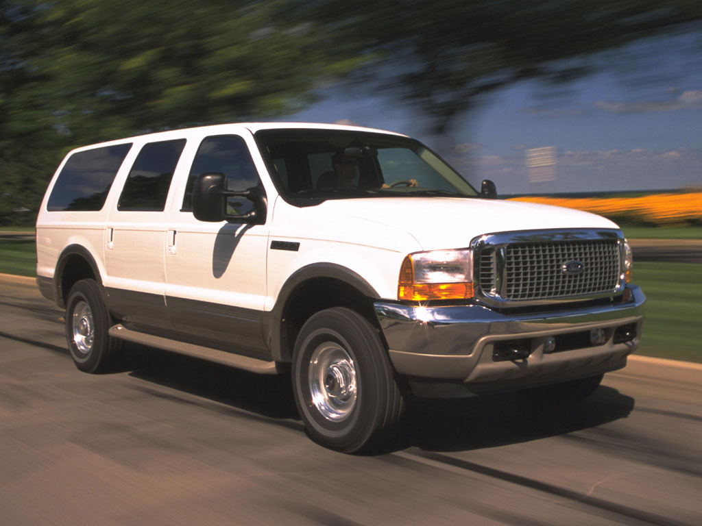 2000 Ford Excursion #4