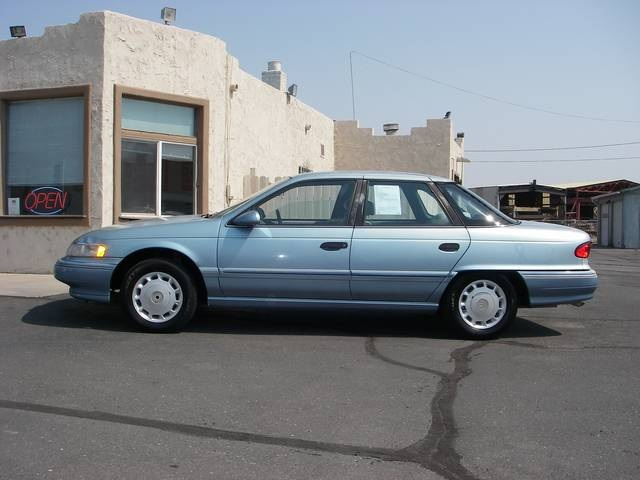 1992 Mercury Sable #8