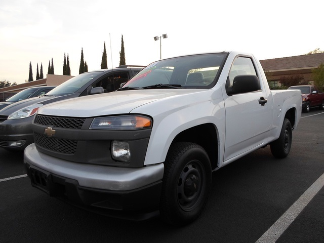2005 Chevrolet Colorado #9