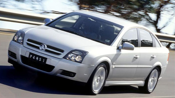 Holden Vectra #7