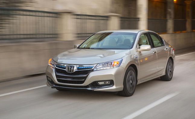 Honda Accord Plug-in Hybrid #1