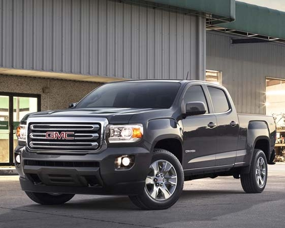 2015 GMC Canyon #18