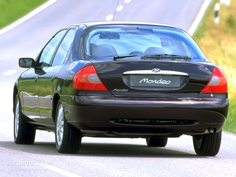 1996 Ford Mondeo #15