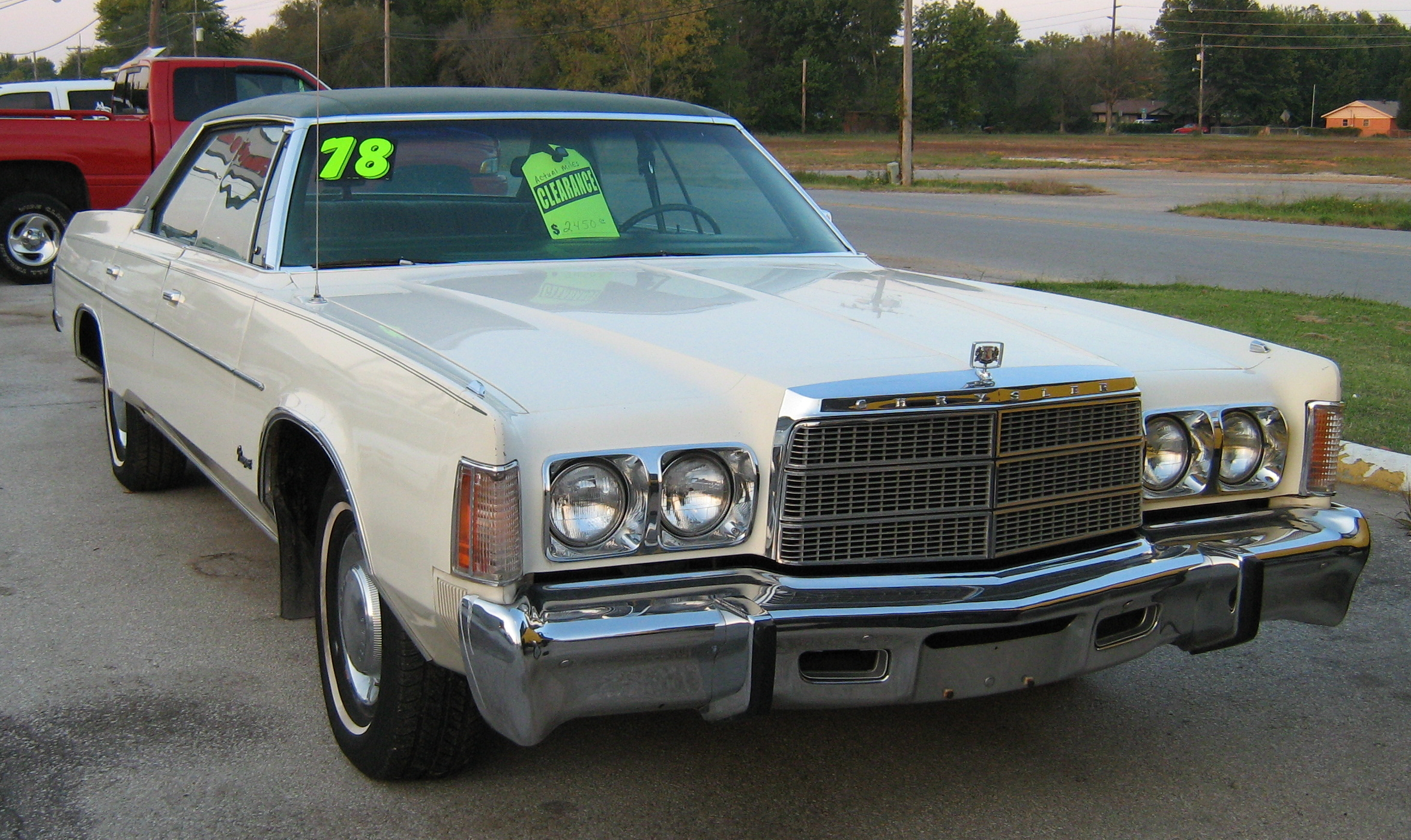 1979 Chrysler Newport #14