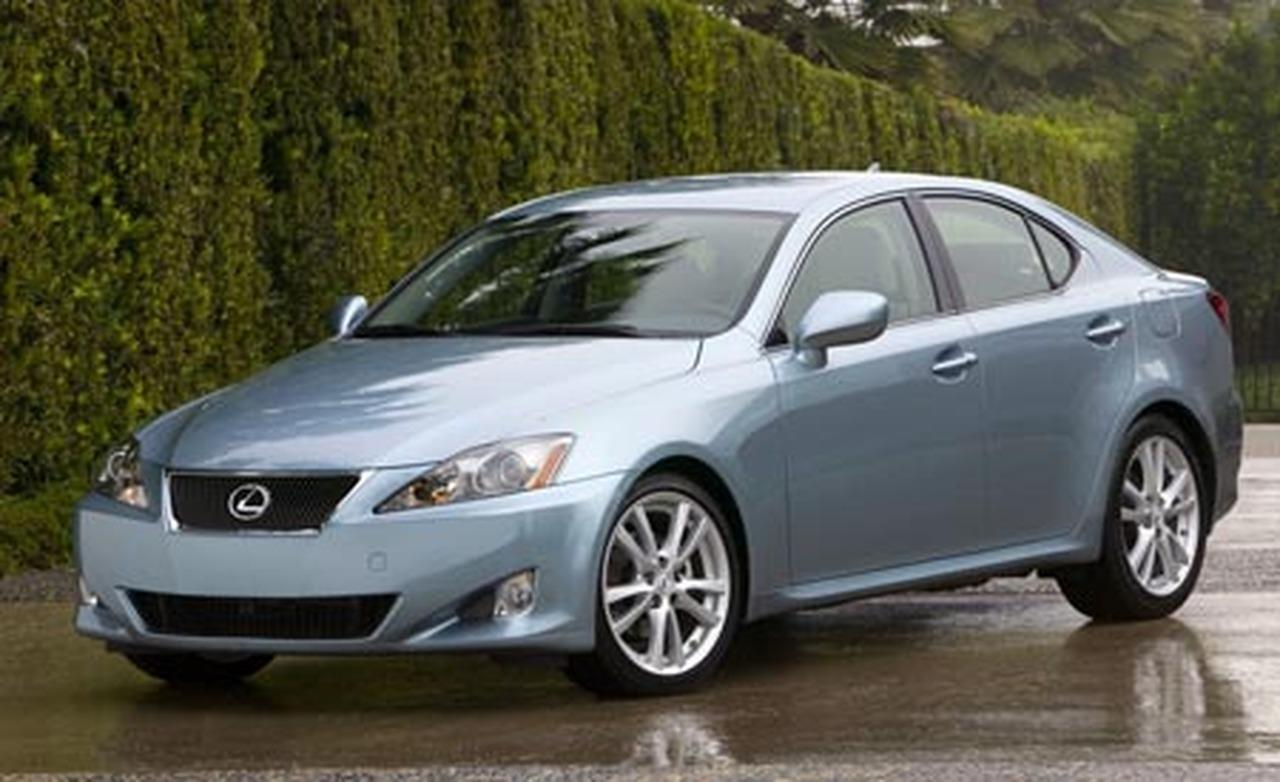 2007 Lexus Is 350 #10