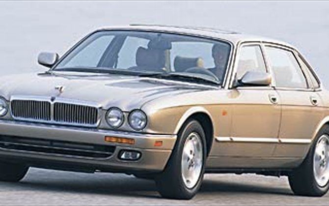 1995 Jaguar Xj-series #14