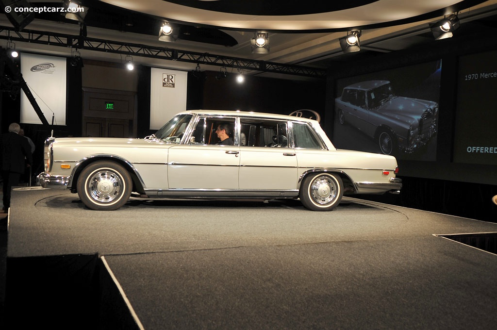 1970 mercedes benz 600 photos informations articles for Mercedes benz 600s