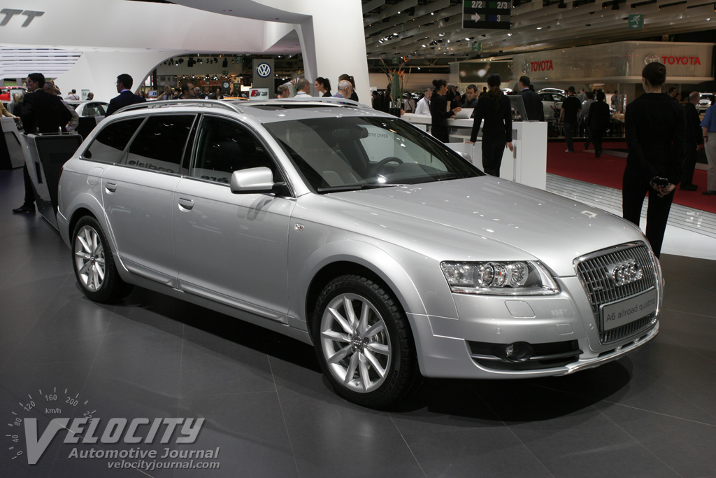 2007 audi a6 photos informations articles. Black Bedroom Furniture Sets. Home Design Ideas